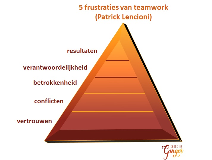 5 frustraties van teamwork