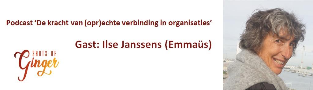 """Ilse Janssens (Emmaüs): """"Waar het weefsel dun is, breekt het."""""""